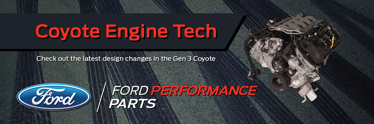 Official Site of Ford Performance Parts - Mustang Parts
